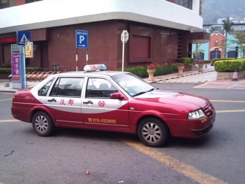 Shenzhen_Taxi_2011Oct