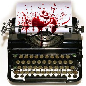Typewriter bleed