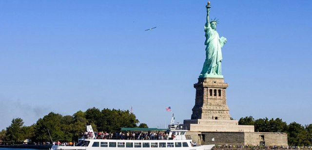 Liberty Island Cruise